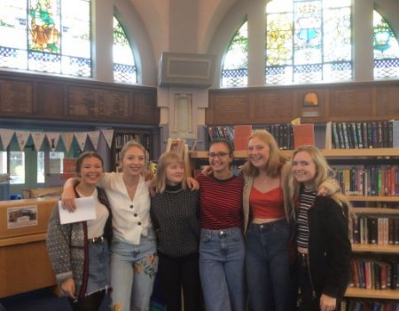 Success for Sixth Formers at New Mills School